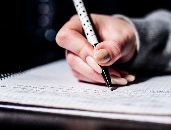 характер за почерком